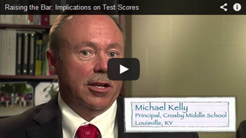 Raising the Bar-Implications on Test Scores