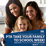 Take Your Family to School Week Social 1