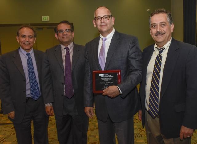 2015 Hermann Blumgart Award Group Picture