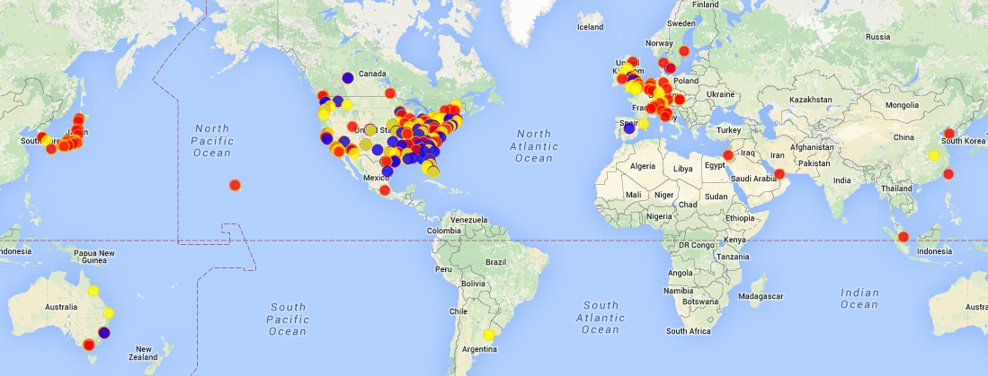 DaRT Map