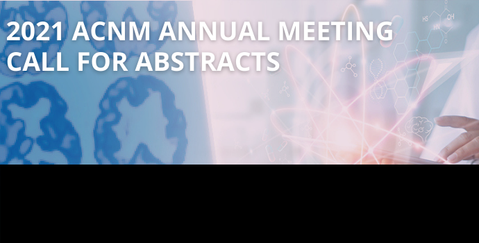 Present Your Research at the 2021 ACNM Annual Meeting