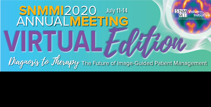 Attend the SNMMI 2020 Annual Meeting - Virtual Edition