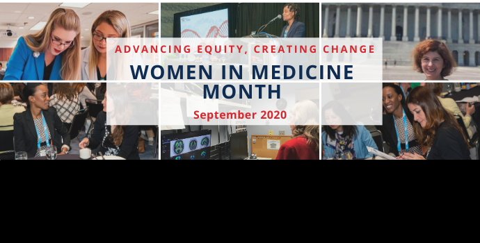 Celebrating Women in Medicine Month
