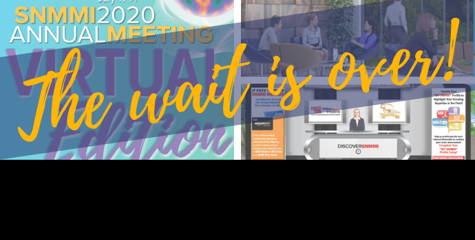 SNMMI's 2020 Annual Meeting - Virtual Edition is Here!
