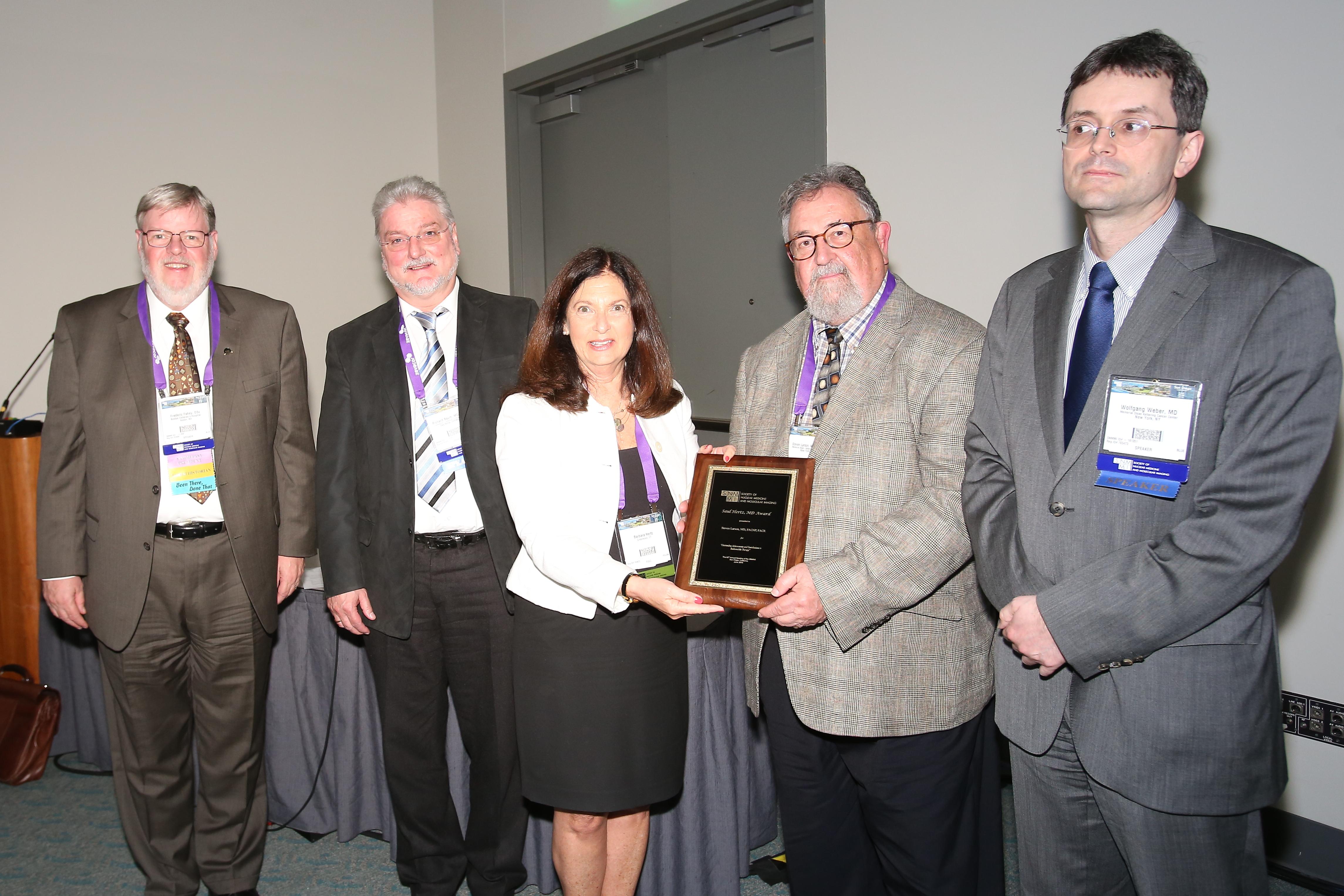 Saul Hertz award, 2016