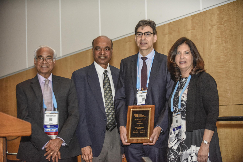 Saul Hertz Award, 2017