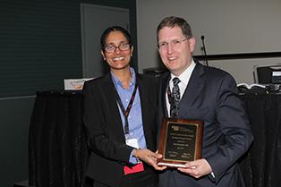 2013 Hermann Blumgart Award Winner