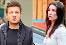Jeremy Renner and Ex Wife