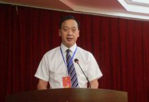 Dr. Liu Zhiming, Wuchang Hospital's director