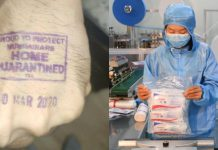 Maharashtra starts to mark people told to home quarantine with a hand stamp