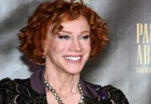 Comedian Kathy Griffin says she couldn't get tested for coronavirus despite symptoms