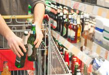 Alcohol sales soar in the US amid coronavirus lockdown