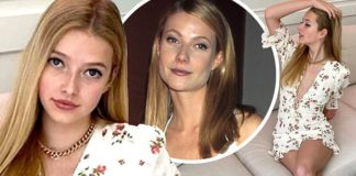 Gwyneth Paltrow's daughter, Apple, stuns in 16th birthday photos