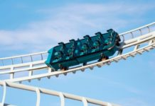 Roller coasters in Denmark limited to one family or party per train: report