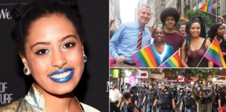 Mayor Bill de Blasio's Daughter Chiara Arrested at Protest in NYC