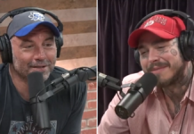 Joe Rogan and Post Malone discuss UFO encounters