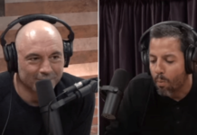 Magician David Blaine pulled off a bizarre stunt at Joe Rogan Podcast