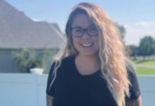 """Instagram """"Teen Mom 2"""" star Kailyn Lowry is starting a weight loss journey after giving birth to baby No. 4, Creed, in August."""