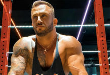 Dmitriy Stuzhuk was a lifestyle influencer focused on fitness.Instagram