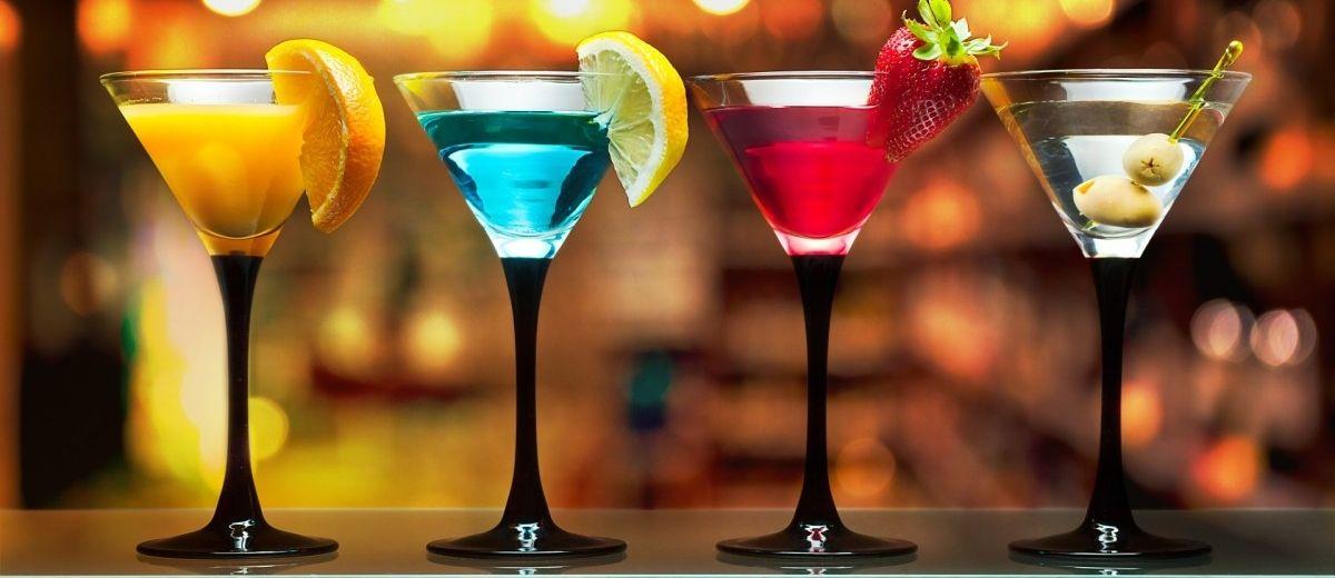 recetas de bebidas alcoholicas