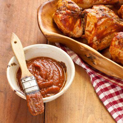 Sugar-free barbecue sauce