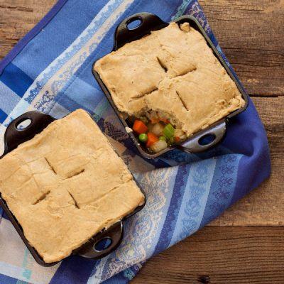 Meatless Monday: Veggie Pot Pie