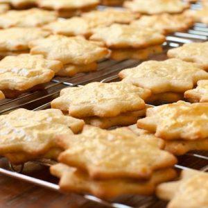 German Anise Cookies