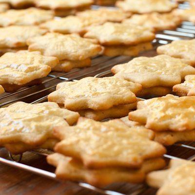 Favorite Christmas cookies | Vegan and gluten-free