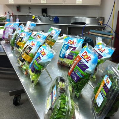 Q & A with Dole Salads