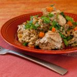 Buddhist Temple Chicken and Rice | Recipe Renovator