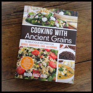 Cooking with Ancient Grains | Cookbook review by Recipe Renovator