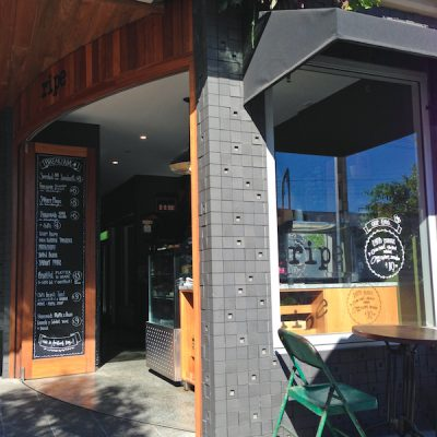 {Gluten-free travel} Ripe Restaurant in South Brisbane, Australia