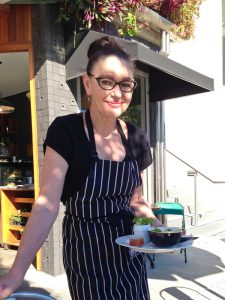 Ripe Chef Sandy Bloomfied, South Brisbane