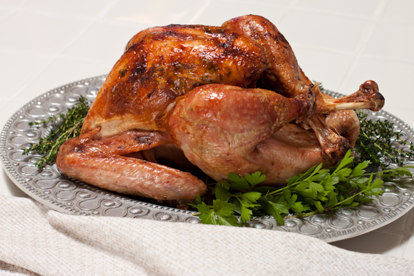How to roast a turkey | Herb-roasted low-sodium turkey