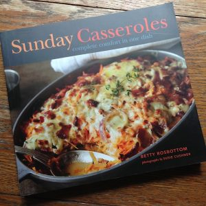 Sunday Casseroles | Cookbook review by Recipe Renovator