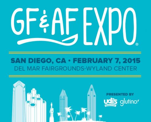 Gluten-Free and Allergy-Friendly Expo in San Diego February 7, 2015