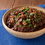 Drunken Beans | Gluten-free, low-sodium | Recipe Renovator