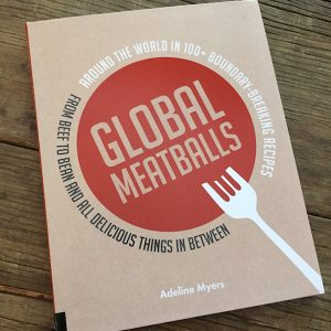 Cookbook review | Global Meatballs by Adeline Myers | Recipe Renovator