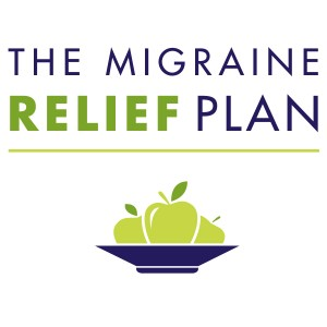 The Migraine Relief Plan logo square