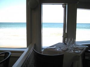 Marine Room restaurant, San Diego