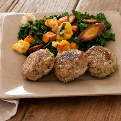 Merguez-style sausage patties from Well Fed 2 by Melissa Joulwan