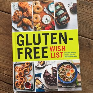 Review of Gluten-Free Wish List by Jeanne Sauvage | Recipe Renovator