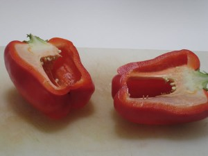 How to roast red peppers | Migraine Relief Plan