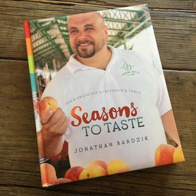 Cookbook review: Seasons To Taste by Jonathan Bardzik