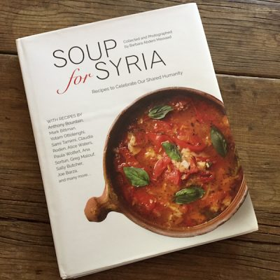 Cookbook review: Soup for Syria