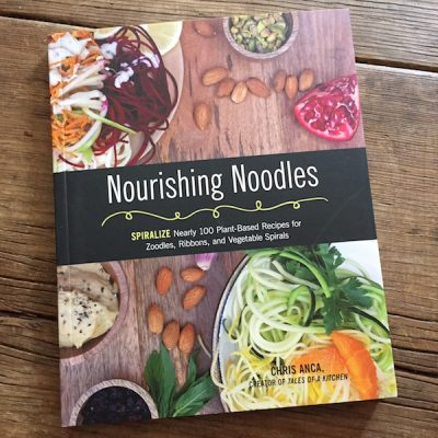 Review of Nourishing Noodles by Chris Anca