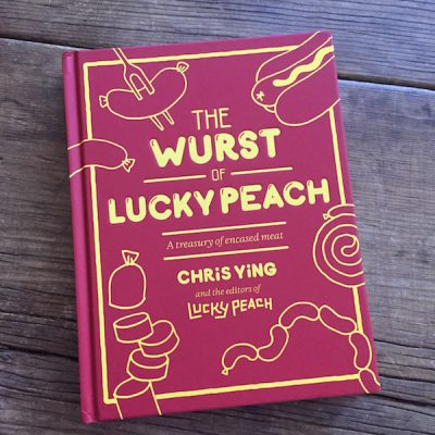 Book review: The Wurst of Lucky Peach by Chris Ying