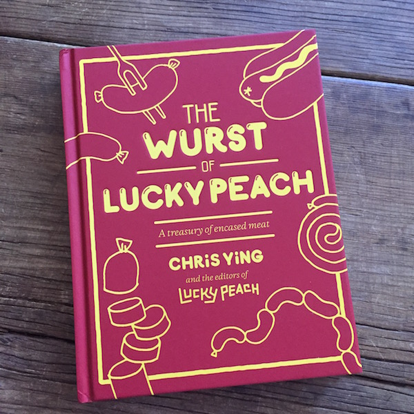 Book review by Recipe Renovator: The Wurst of Lucky Peach by Chris Ying