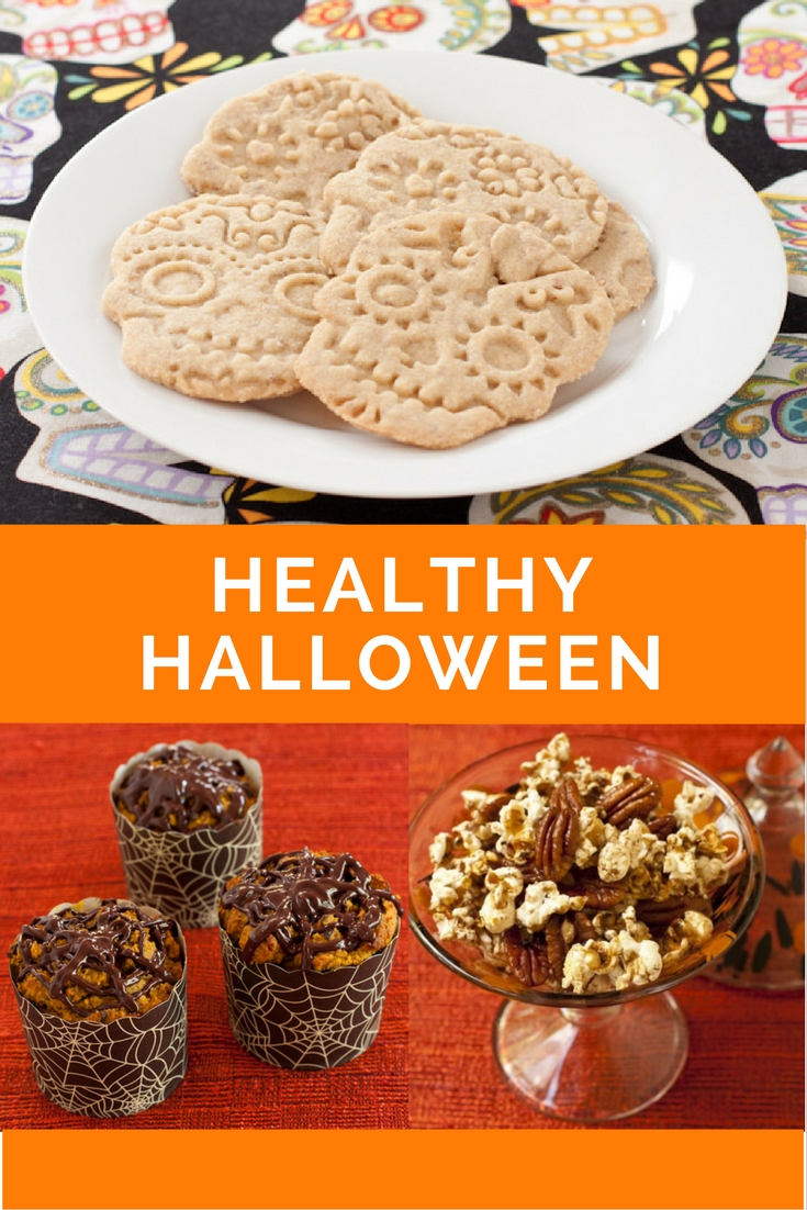 Healthy Halloween Treats from top food bloggers