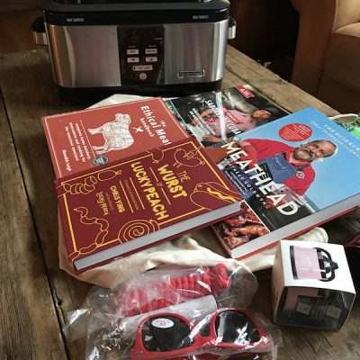 October 2016 Readers' Sweepstakes: sous vide machine, Butcher Box, & more